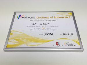 RLT Group Wellbeing